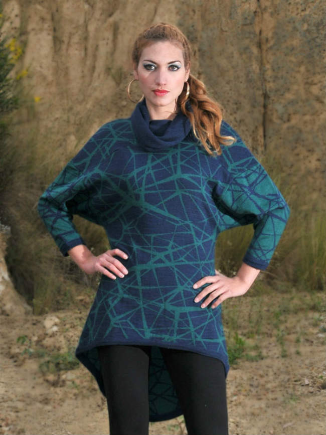 Knitwear: womens clothing collection, winter 2014-2015