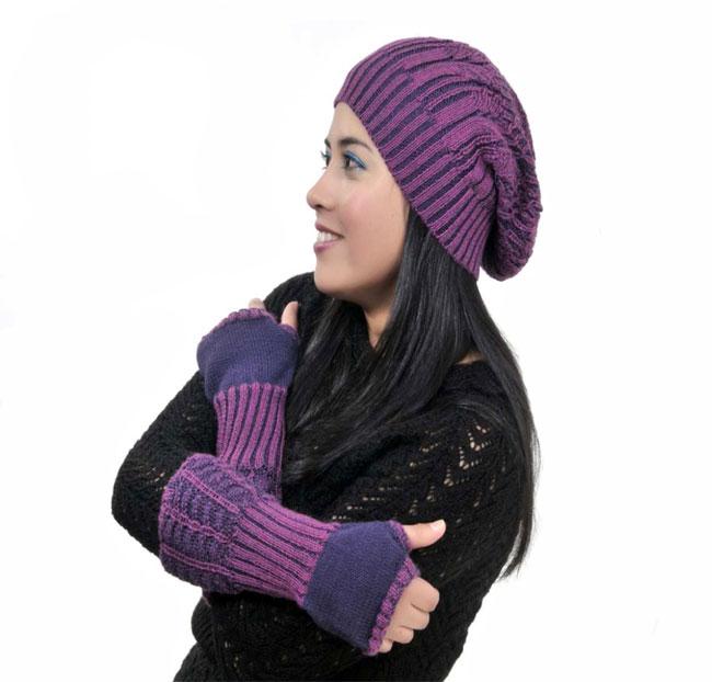 Prendas de punto: 2014-2015 guantes, gorros y bufandas