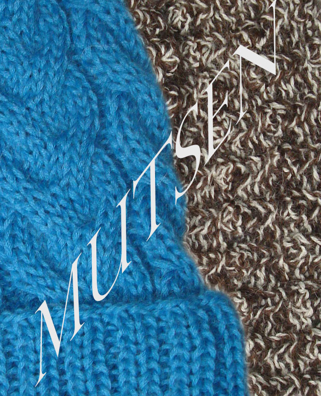 Collectie 2015 – 2016:  wintermutsen in alpaca blend