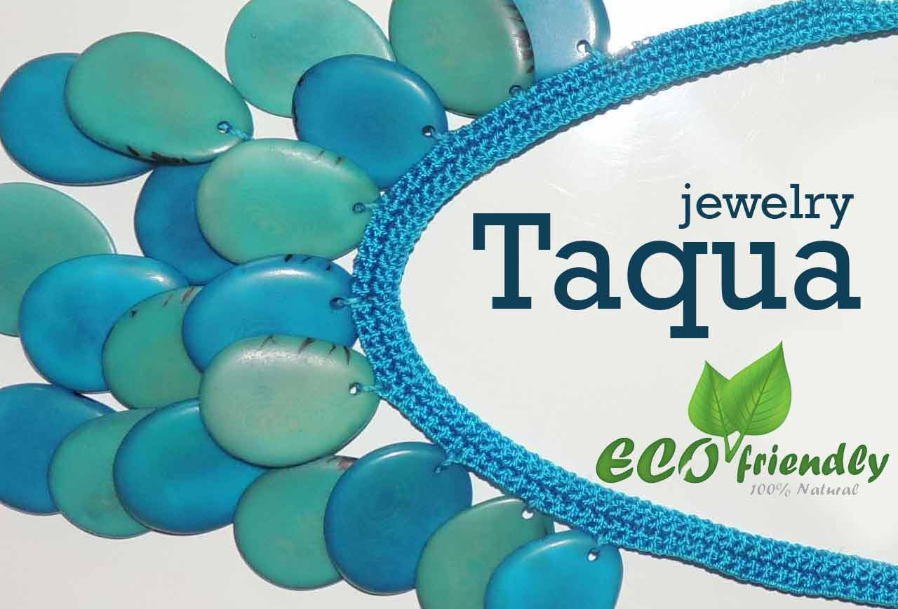 PFL Eco friendly jewelery made from Tagua nut