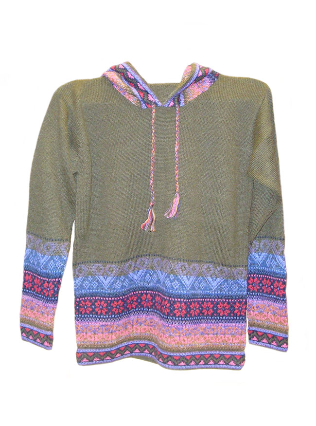 Alpaca Sweaters,Hooded sweaters,Women sweaters