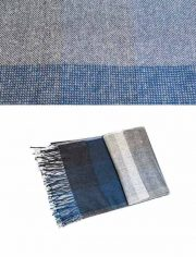 PFL Throw Anita collection 010-91-21-03 alpaca-wool-acrylic blend