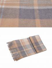 PFL Throw Anita collection 010-91-21-10 alpaca-wool-acrylic blend