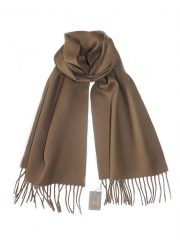 PFL classic scarve brown, baby alpaca