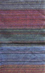 010-91-2121-20 throw Anita color stripes