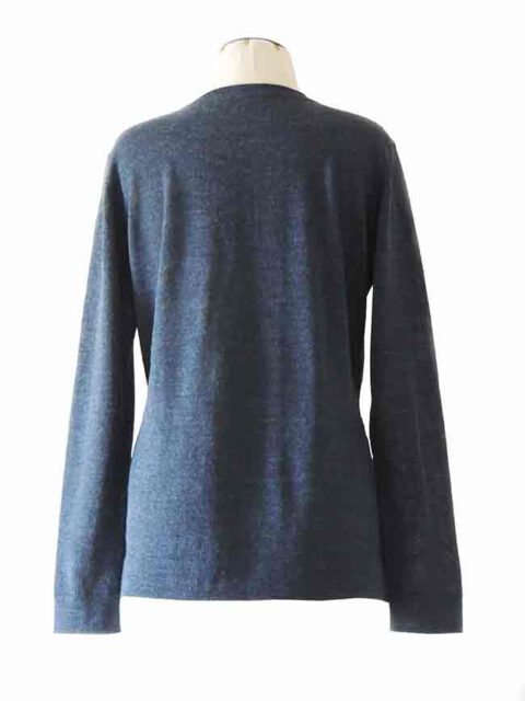 fine knitted classic cardigan