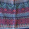 beanie multicolor graphic stripe design baby alpaca lightweight 60 grams