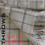 PFL Collection 2014-2015 Alpaca wool throws.