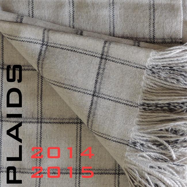 PFL collectie 2014-2015 Alpaca wollen plaids.