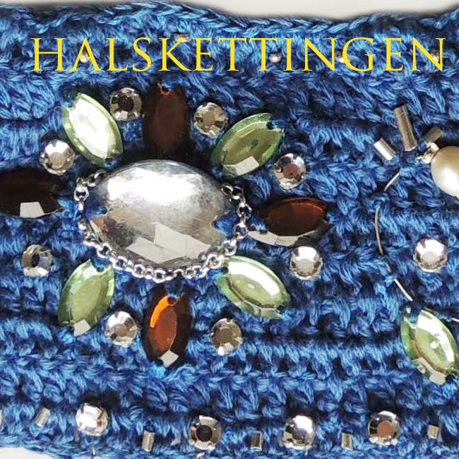 Peruaanse halskettingen in vele uitvoeringen en materialen.