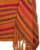 Collectie 2015-2016 Set: gebreide jurk met bijpassende sjaal