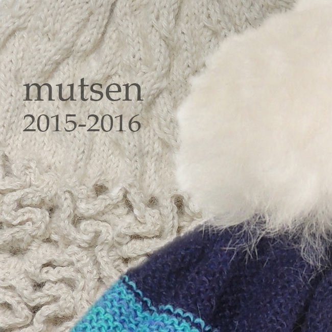 Collectie 2015-2016: dames mutsen in alpaca