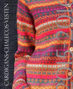 Collectie 2015 – 2016: dames vesten in alpaca (blend)