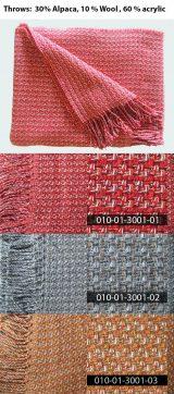 010-01-3001 plaids in alpaca blend met fantasy motief