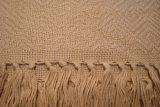 throw 010-90-1008 alpaca-cotton blend