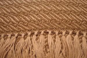 throw 010-90-1010 alpaca-cotton blend