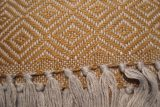 throw 010-90-1014 alpaca-cotton blend