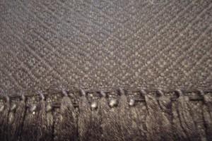 throw 010-90-1016 alpaca-cotton blend