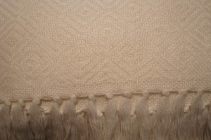 throw 010-90-1020 alpaca-cotton blend