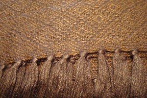 throw 010-90-1023 alpaca-cotton blend