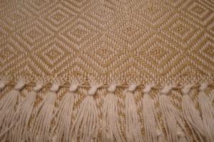 throw 010-90-1025 alpaca-cotton blend