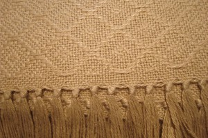 throw 010-90-1027 alpaca-cotton blend
