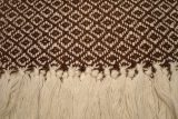 throw 010-90-1028 alpaca-cotton blend