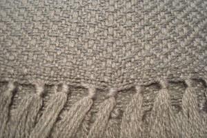 throw 010-90-1035 alpaca-cotton blend