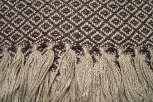throw 010-90-1037 alpaca-cotton blend