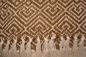 throw 010-90-1040 alpaca-cotton blend