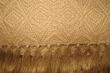 throw 010-90-1041 alpaca-cotton blend