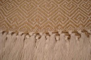 throw 010-90-1044 alpaca-cotton blend