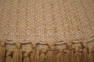 throw 010-90-1046 alpaca-cotton blend