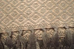 throw 010-90-1047 alpaca-cotton blend