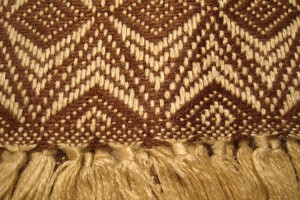 throw 010-90-1049 alpaca-cotton blend