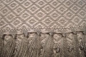 throw 010-90-1052 alpaca-cotton blend