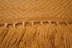throw 010-90-1053 alpaca-cotton blend
