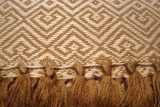 throw 010-90-1054 alpaca-cotton blend