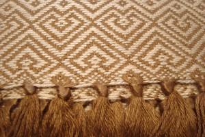 throw 010-90-1054 alpaca-cotton blend