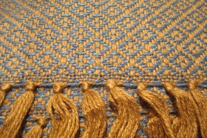 throw 010-90-1064 alpaca-cotton blend