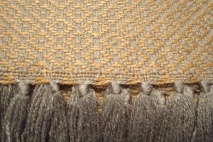 throw 010-90-1065 alpaca-cotton blend