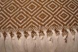 throw 010-90-1067 alpaca-cotton blend