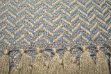 throw 010-90-1069 alpaca-cotton blend