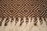 throw 010-90-1075 alpaca-cotton blend