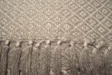 throw 010-90-1076 alpaca-cotton blend