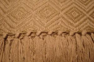throw 010-90-1077 alpaca-cotton blend