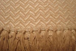 throw 010-90-1080 alpaca-cotton blend