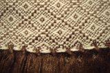 throw 010-90-1082 alpaca-cotton blend