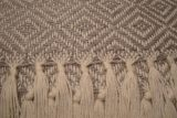 throw 010-90-1083 alpaca-cotton blend