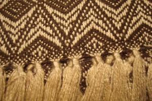 throw 010-90-1090 alpaca-cotton blend